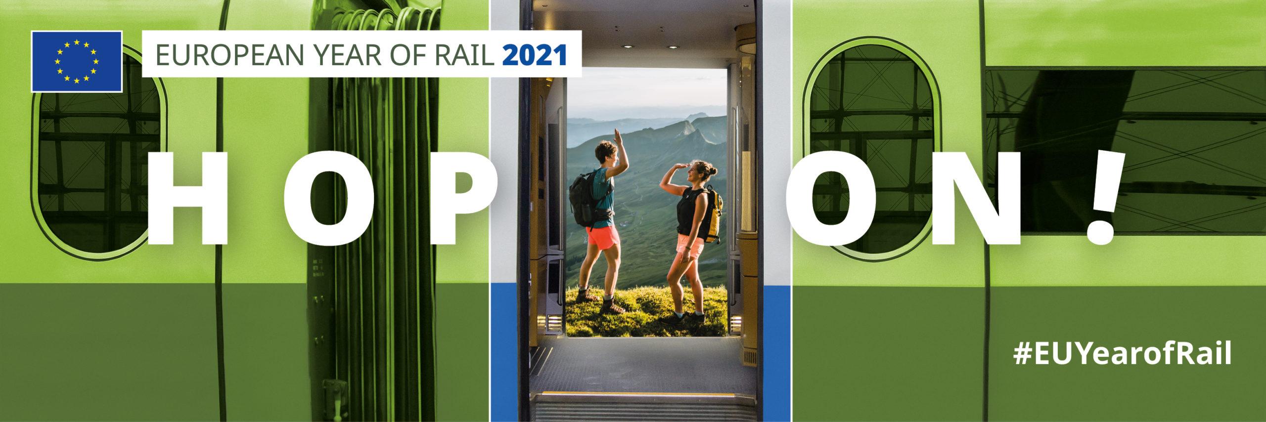 Kolej dla klimatu – klimat dla kolei  -